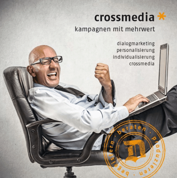 crossmediamarketing Visitenkarten