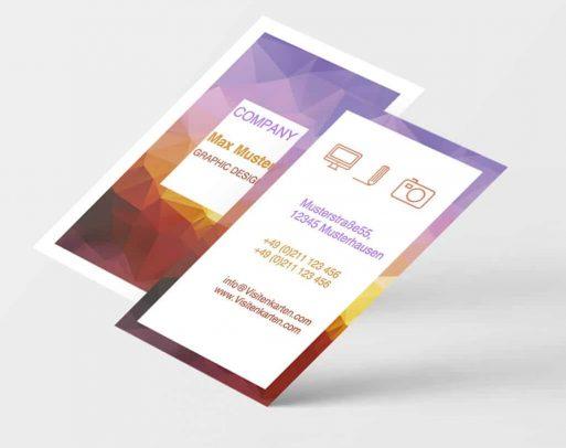 Deluxe Visitenkarten